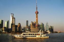 Excursión de Shanghai con la lección de Wonton