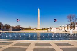 Excursão dos monumentos do riquexó de DC