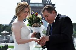 Renueve sus votos de boda en París