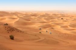 Dubai 4x4 Safari con Quad Ride y cena de barbacoa