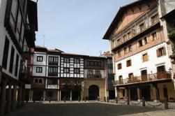 Tour por la noche de Hondarribia desde San Sebastián