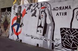 Paseo por el arte callejero de Valencia con Horchata y Fartón
