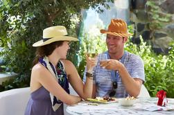 Tour de vinos y degustación de vinos de Santorini