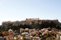 Visite guidée à pied des antiques ruines et des marchés d'Athènes