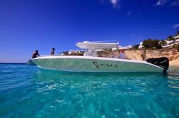 Excursión de la costa de St Maarten: Snorkeling y viaje de la velocidad del barco