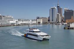Crucero por el puerto de Auckland con billete de ida y vuelta en Devonport