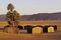 Excursion au désert du désert Sahara de Marrakech: désert de Ouarzazate et de Mhamid
