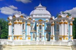 Excursão de costa de São Petersburgo: Excursão de grupo pequeno de admissão adiantada de 2 dias
