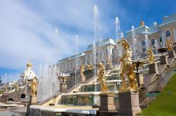 Excursão de costa de St Petersburg: Destaques da cidade de 2 dias e excursão privada de Pushkin