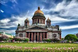 Excursão de costa de St Petersburg: destaques da cidade