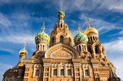Excursão de costa de St Petersburg: Excursão privada da cidade