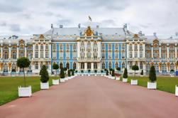 Excursão de costa de St Petersburg: Hermitage confidencial e excursão do palácio de Catherine