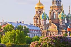 Excursão de costa de St Petersburg: excursão de dia inteiro