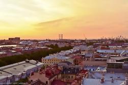 Excursão de costa de St Petersburg: Cidade, Metro, Almoço