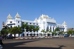 Excursión a pie de la herencia arquitectónica de Yangon