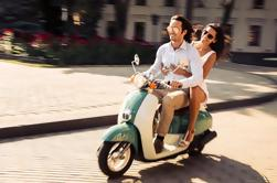Private Tour: Amalfi Coast by Vespa from Naples