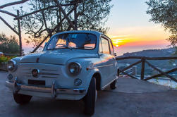 Private Tour: Naples Sightseeing by Vintage Fiat 500 or Fiat 600