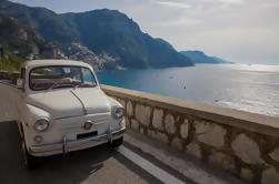 Tour Privado: Costa de Amalfi por Vintage Fiat 600