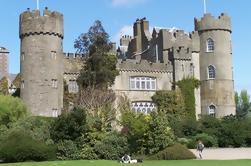 Tour de la costa norte y del castillo de Malahide desde Dublín