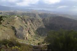 Excursión a la costa de Las Palmas: Caldera Volcánica Privada, Pueblo de Teror y Tour de Degustación de Vinos