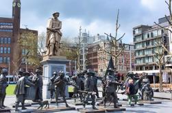 Tour Privado: Amsterdam Rembrandt Tour de Arte Incluyendo Rijksmuseum