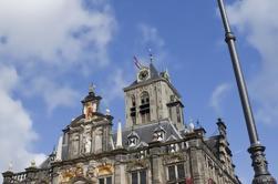 Paseo privado a pie: Historia real y cerámica de Delft