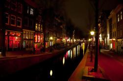 Tour privado de la ciudad de Ámsterdam y del Barrio Rojo