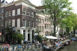 Private Jordaan District Manhã ou tarde passeio a pé em Amsterdam