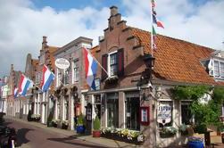 Excursão privada no dia inteiro do Norte da Holanda em transporte público de Amsterdã