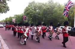 Abadia de Westminster e Mudança da Guarda