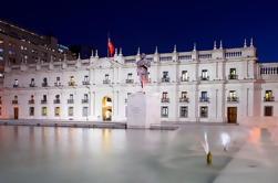 Tour por la noche de Santiago con cena