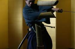Private Katana Sword Iai Lección con un Samurai Descendiente