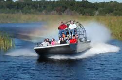 Everglades Airboat Tour con transporte desde Miami