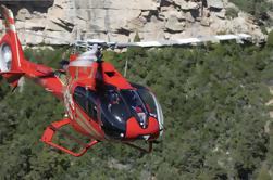Vuelos en Grand Canyon con Tour opcional en Jeep