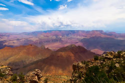 Grand Canyon Monumenten Tour door vliegtuig