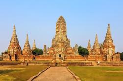 Private Tour: Excursão de um dia de Ayutthaya de Bangkok
