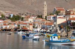 Excursión de un día a la isla de Halki desde Rodas
