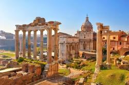 Excursão de um dia a Roma a partir de Florença, incluindo Coliseu