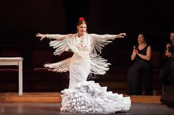 Show de Flamenco en un Teatro de Barcelona
