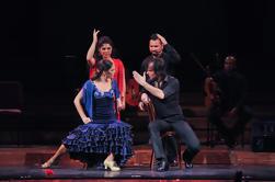 Actuación de ópera y flamenco en Barcelona