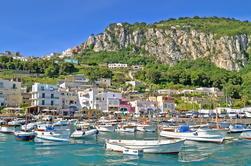 Excursión semi-guiada a la isla de Capri