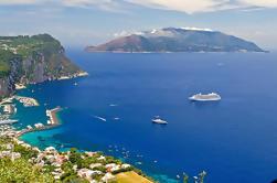 Nápoles a Capri Excursión en barco privado