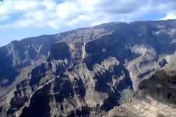 Excursión privada: Jabal Shams Aventura del Gran Cañón desde Muscat