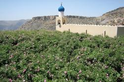 9 Horas Jabal Akhdar Montañas Verdes Tour