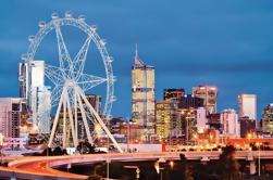 Entrada de la rueda de observación de Melbourne Star