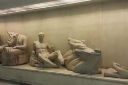 Tour des stations de métro d'Athènes: Trésors souterrains