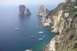 Grupo pequeño Positano y crucero de Amalfi desde Sorrento