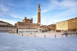 Sienne et San Gimignano Excursion d'une journée à partir de la côte de la Versilia