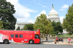 Washington DC Hop-on Hop-off Bus & Attraction Pass