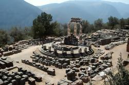 Voyage privé de 2 jours depuis Athènes